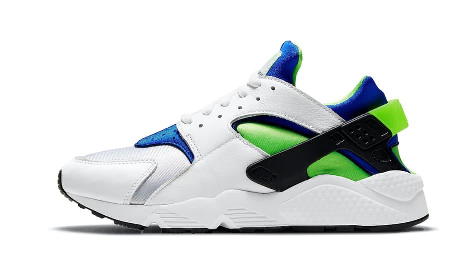Nike Air Huarache Scream Green DD1068-100