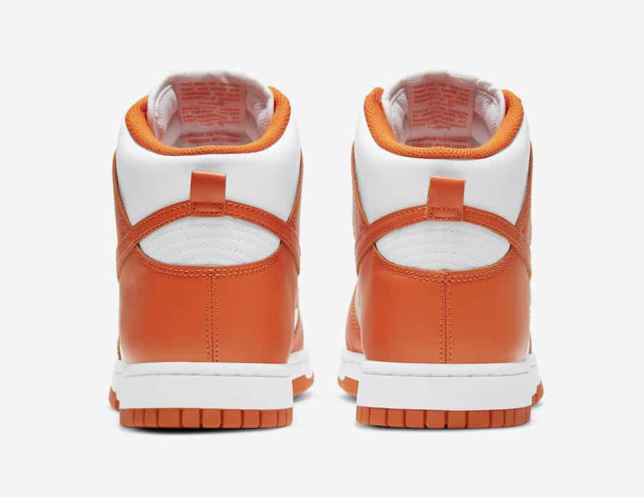 Nike Dunk High 'Syracuse Orange Blaze' DD1869-100 4