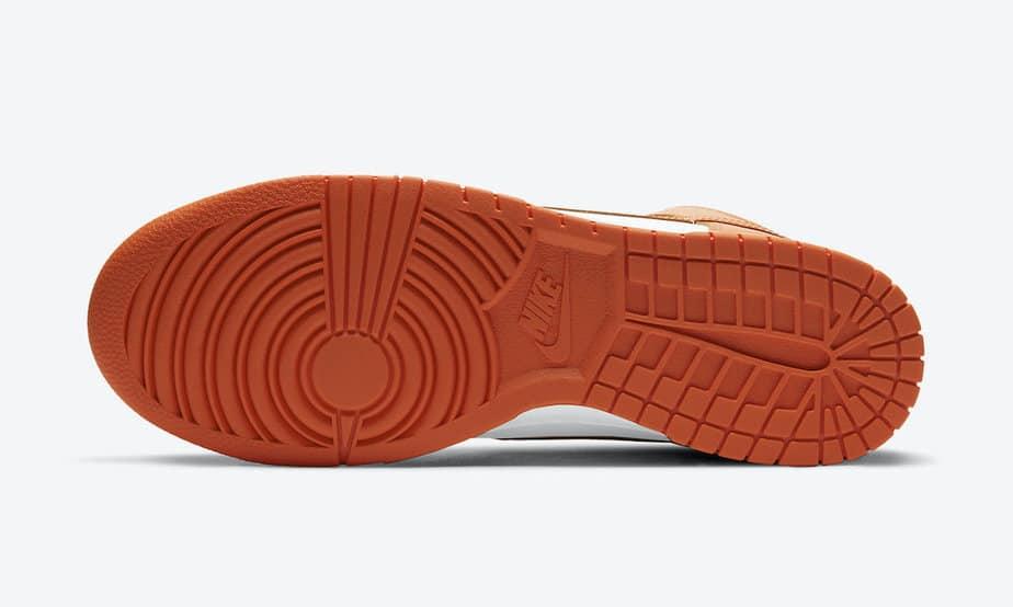 Nike Dunk High 'Syracuse Orange Blaze' DD1869-100 5