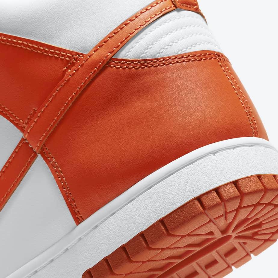Nike Dunk High 'Syracuse Orange Blaze' DD1869-100 7