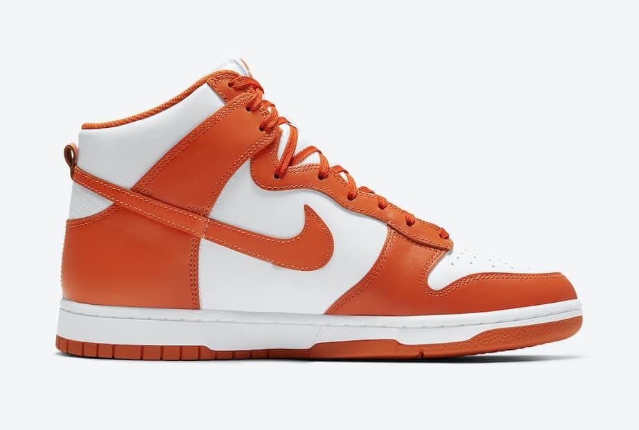 Nike Dunk High 'Syracuse Orange Blaze' DD1869-100 8