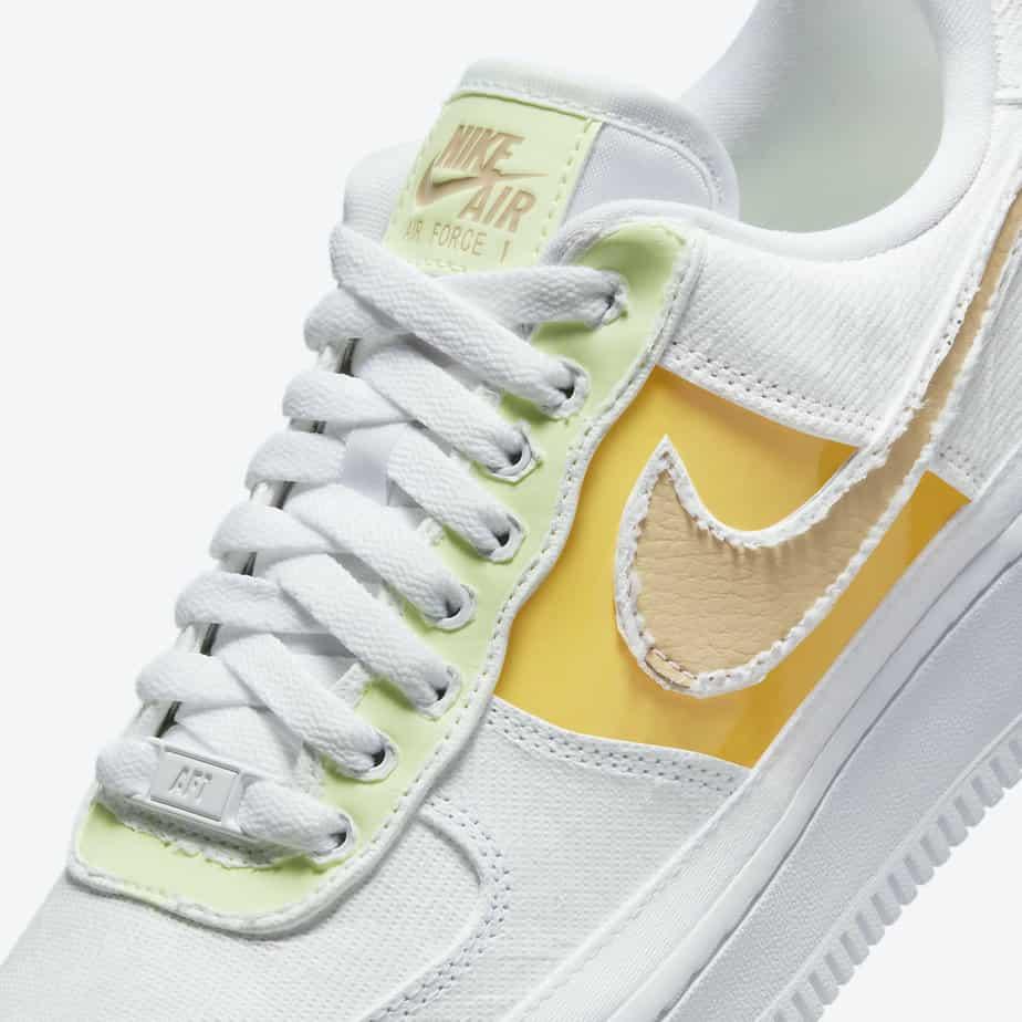 Nike Air Force 1 Low 'Tear Away Pastel Reveal' DJ6901-600 6