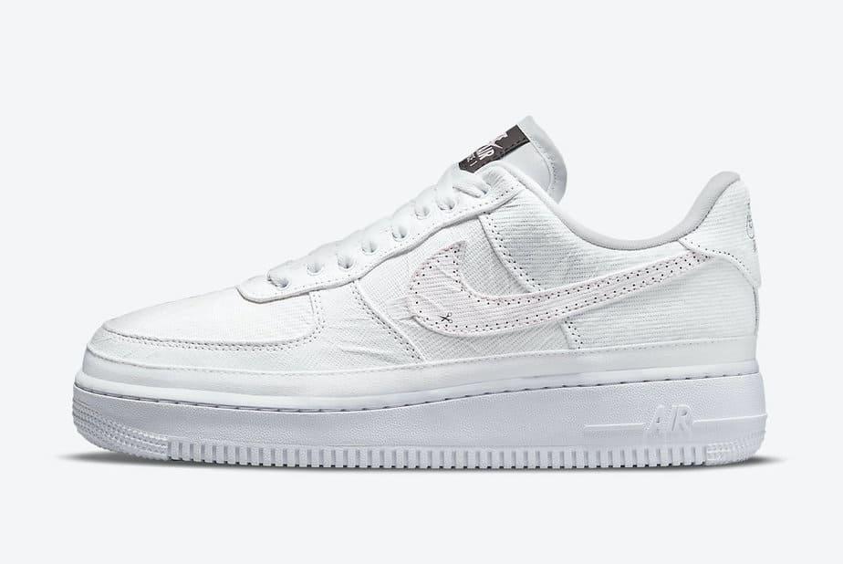 Nike Air Force 1 Low 'Tear Away Texture Reveal' DJ9941-244 2