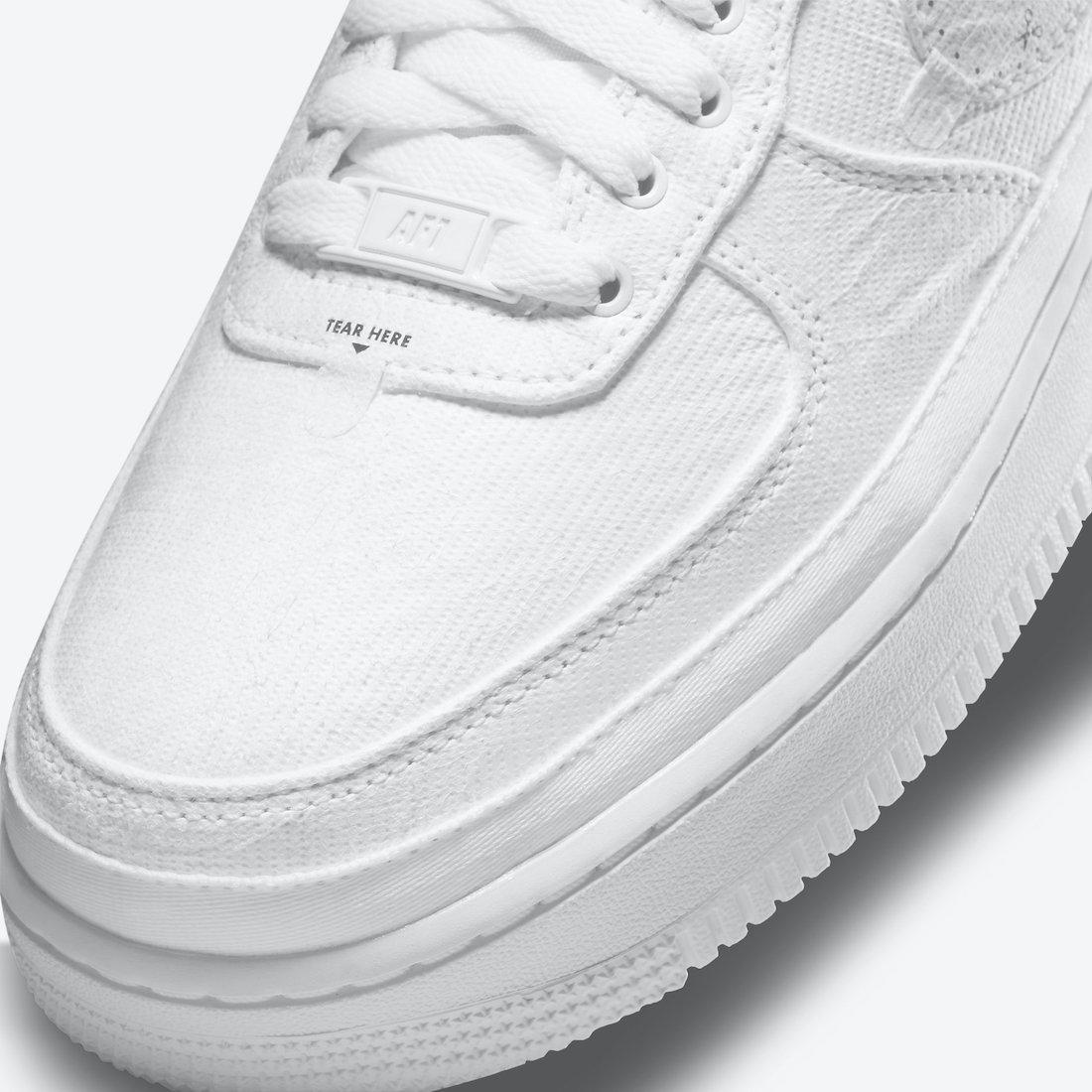 Nike Air Force 1 Low 'Tear Away Texture Reveal' DJ9941-244 7