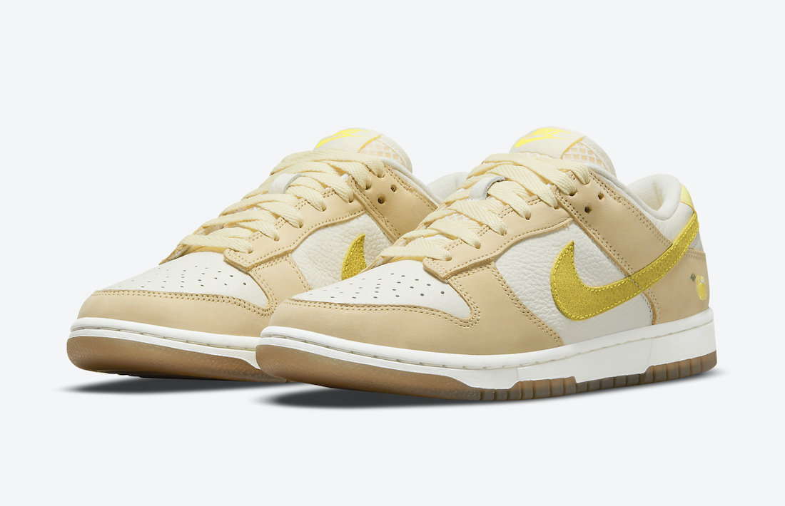 Nike Dunk Low 'Lemon Drop' DJ6902-700 1