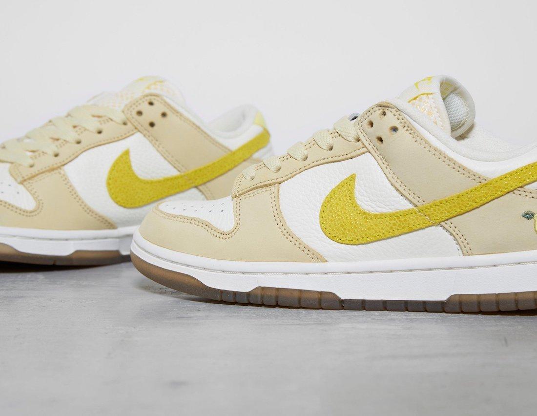 Nike Dunk Low 'Lemon Drop' DJ6902-700 10