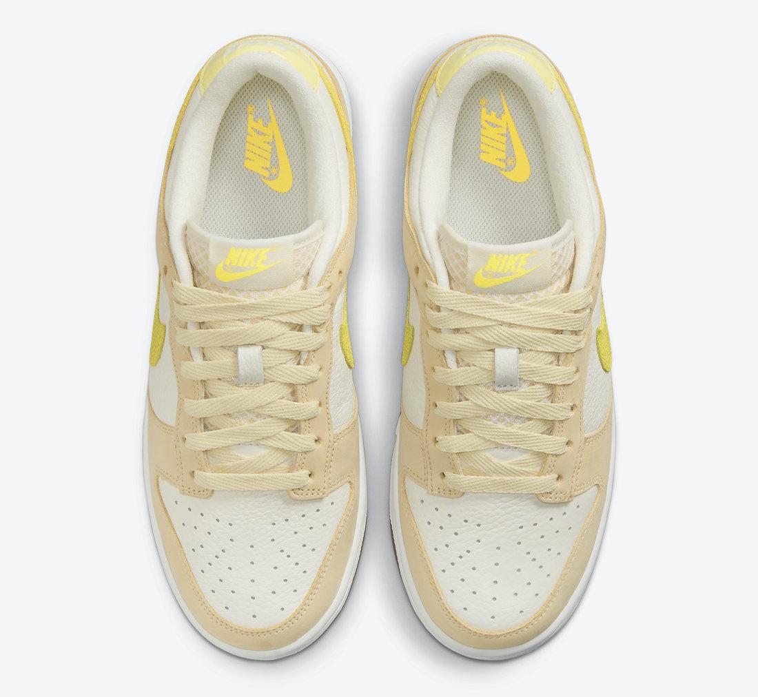 Nike Dunk Low 'Lemon Drop' DJ6902-700 3