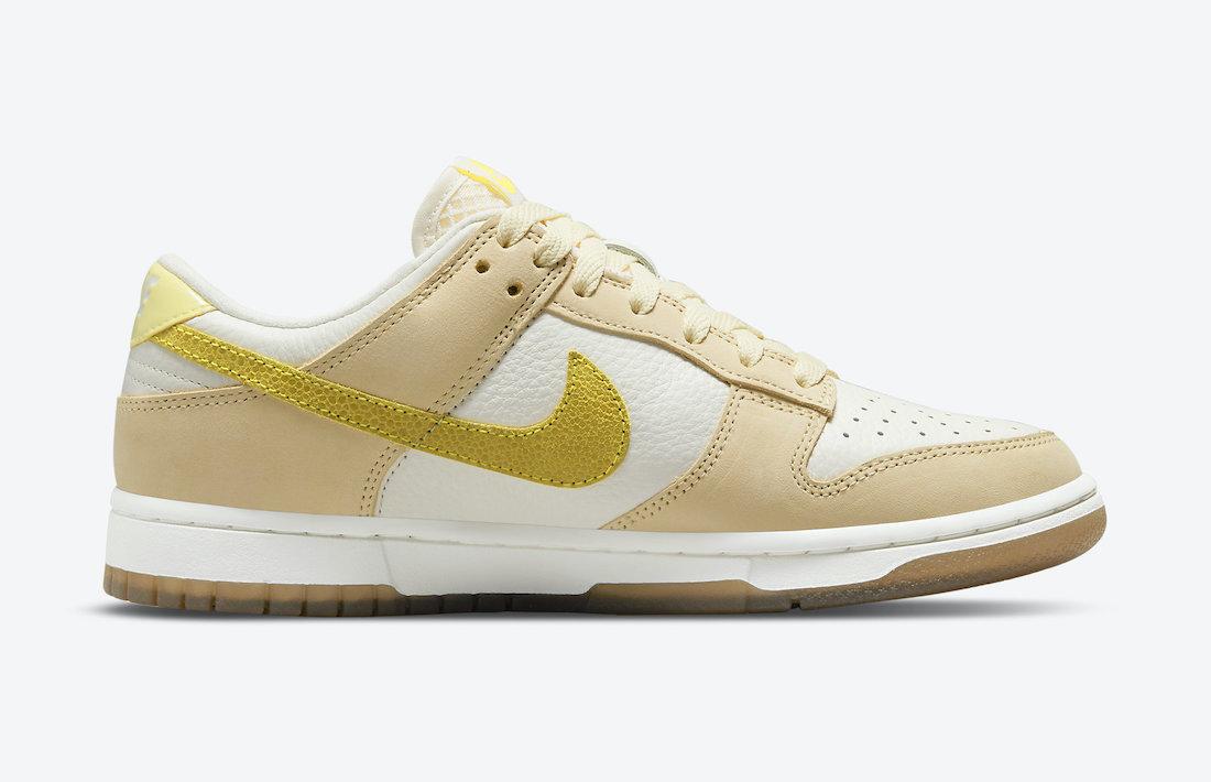 Nike Dunk Low 'Lemon Drop' DJ6902-700 8