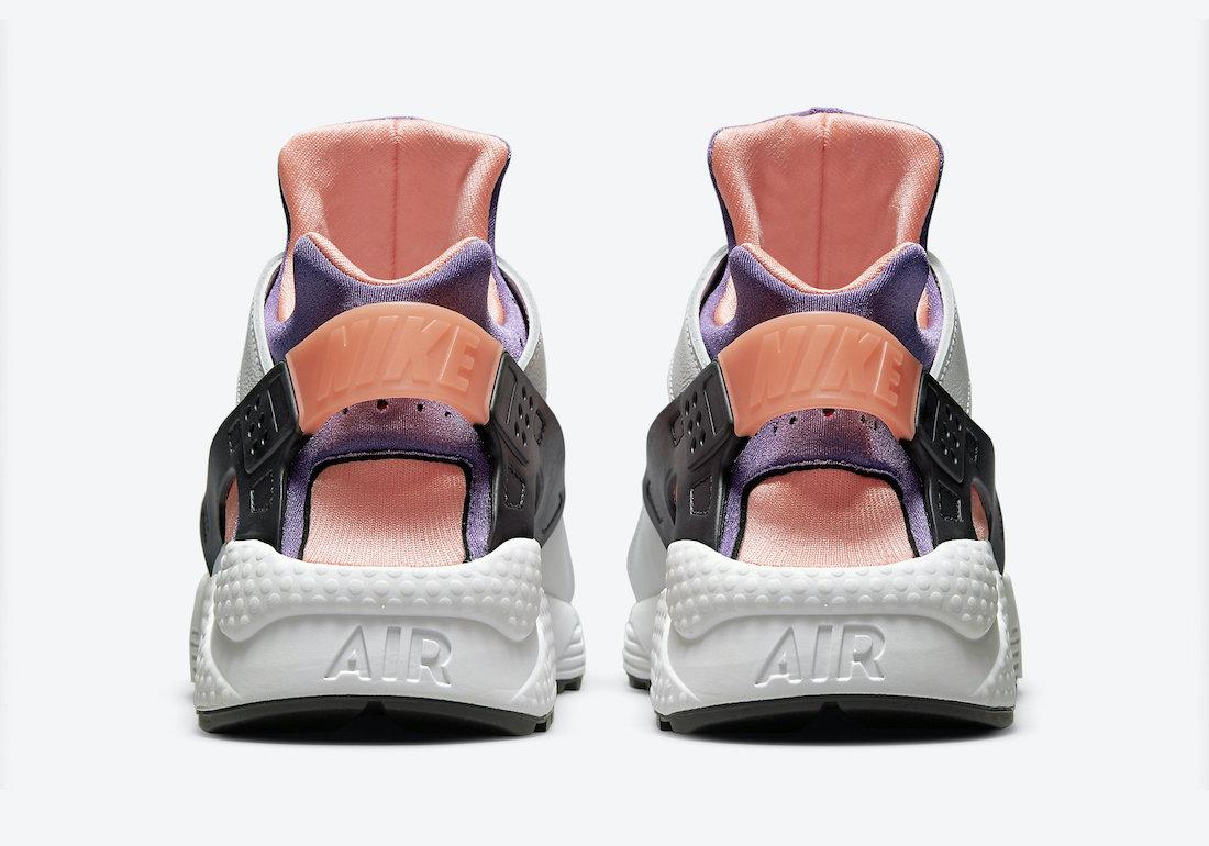 Nike Air Huarache 'Bright Mango' DD1068-101 4