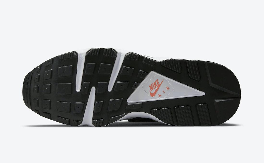 Nike Air Huarache 'Bright Mango' DD1068-101 5
