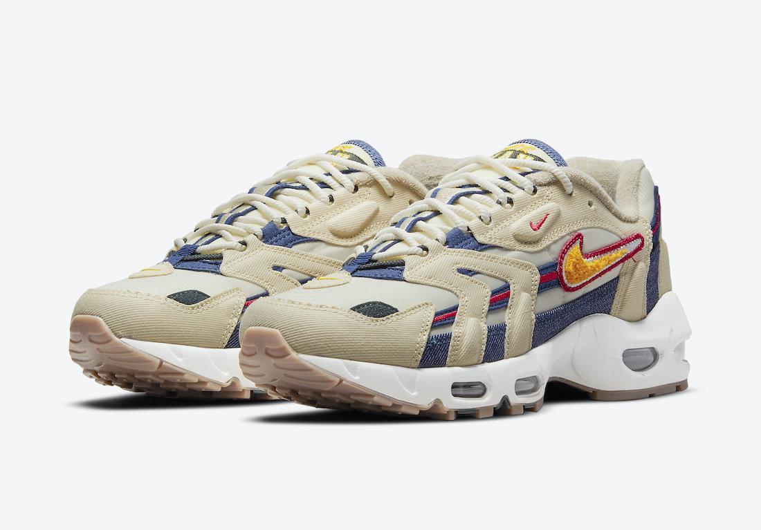 Nike Air Max 96 II 'Beach' DJ6742-200 1