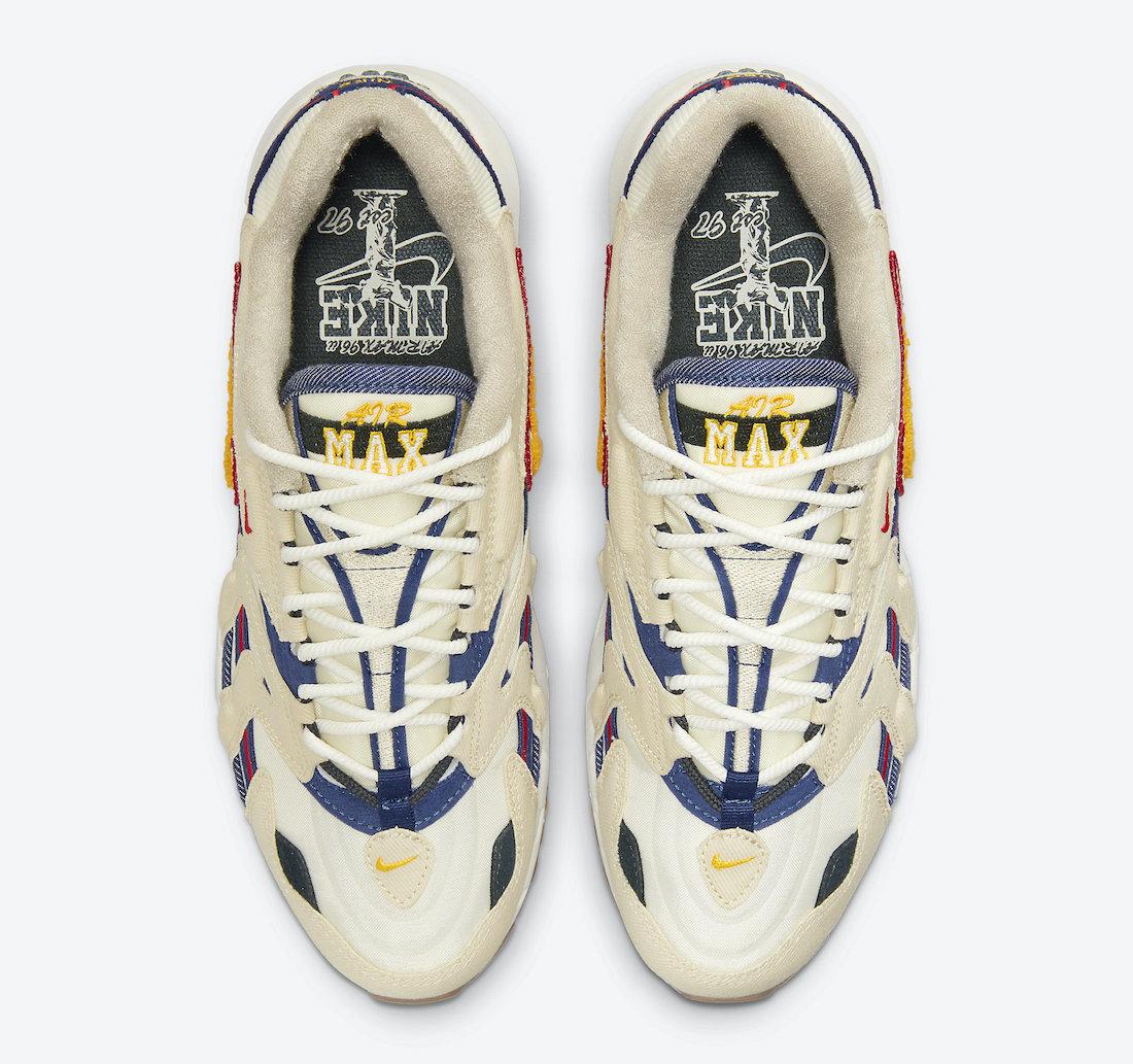 Nike Air Max 96 II 'Beach' DJ6742-200 3