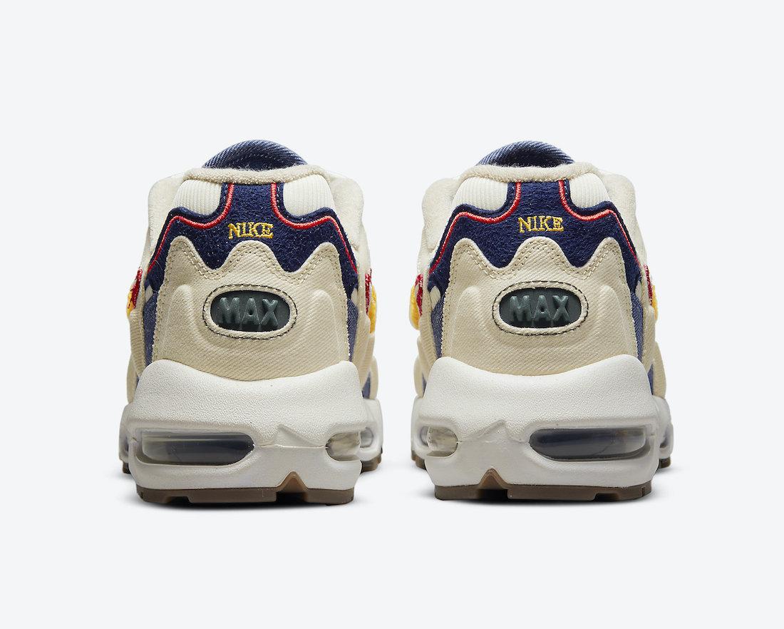 Nike Air Max 96 II 'Beach' DJ6742-200 4