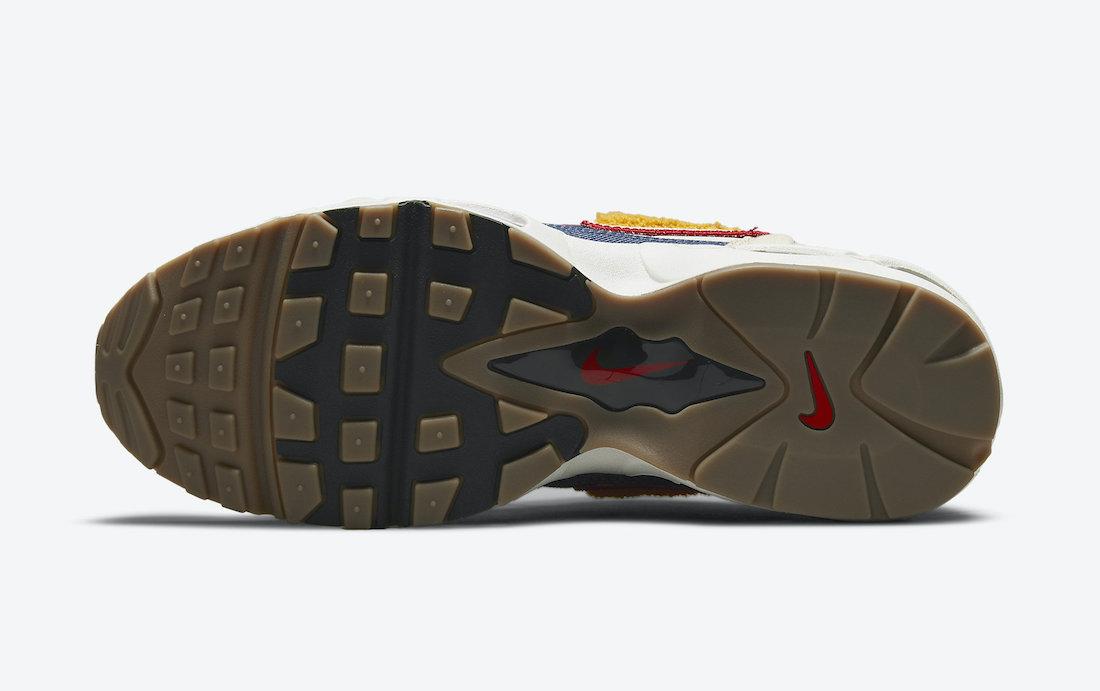 Nike Air Max 96 II 'Beach' DJ6742-200 5