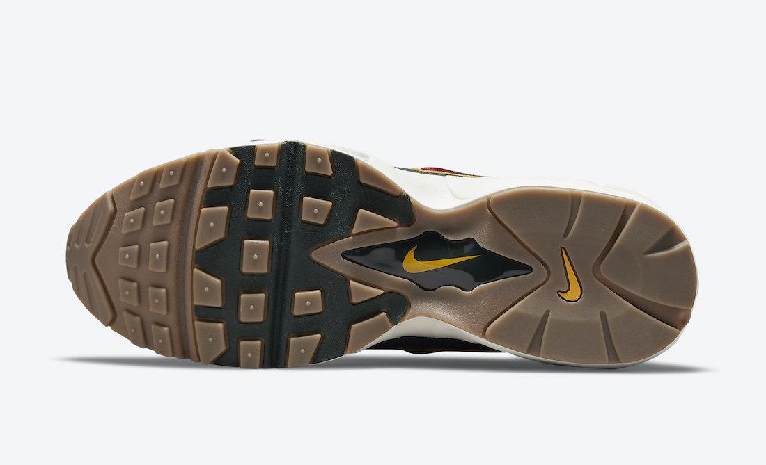 Nike Air Max 96 II Dark Denim DJ6742-400 5