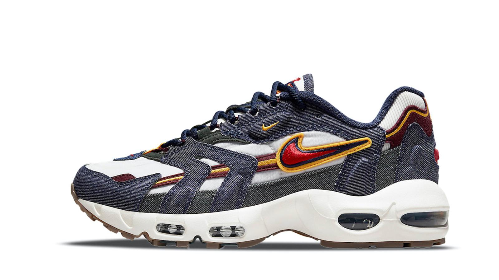 Nike Air Max 96 II Dark Denim DJ6742-400