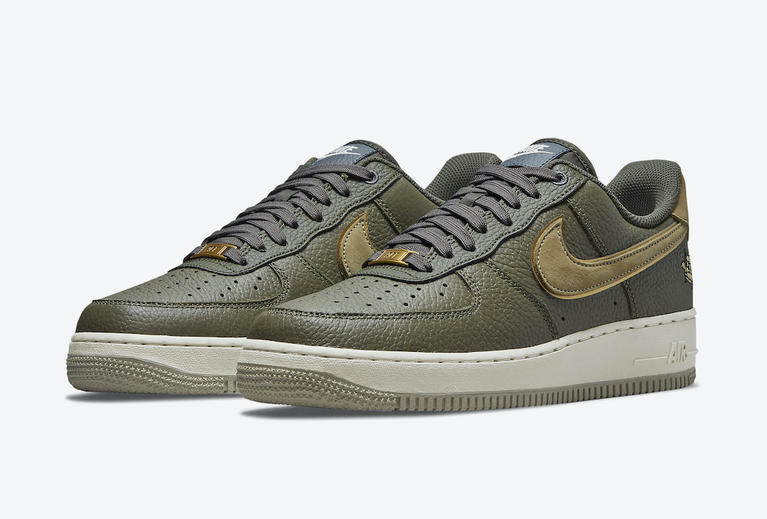 Nike Air Force 1 Low 'Turtle' DA8482-200 1