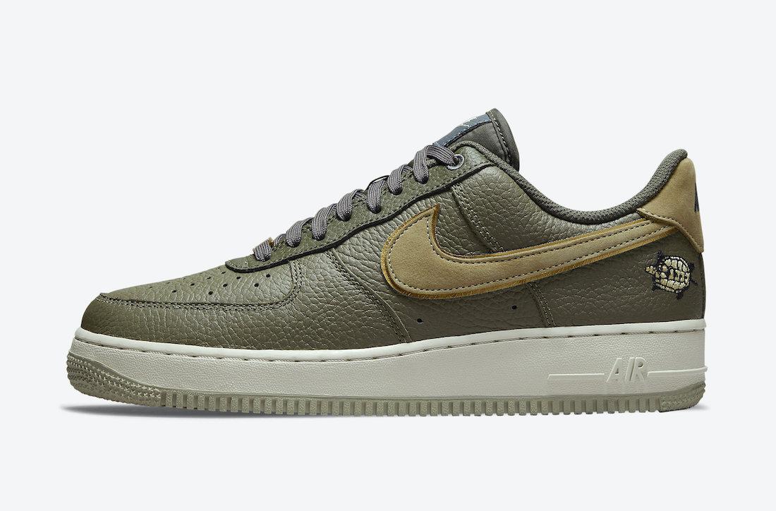 Nike Air Force 1 Low 'Turtle' DA8482-200 2