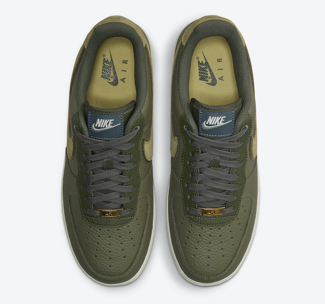 Nike Air Force 1 Low 'Turtle' DA8482-200 3