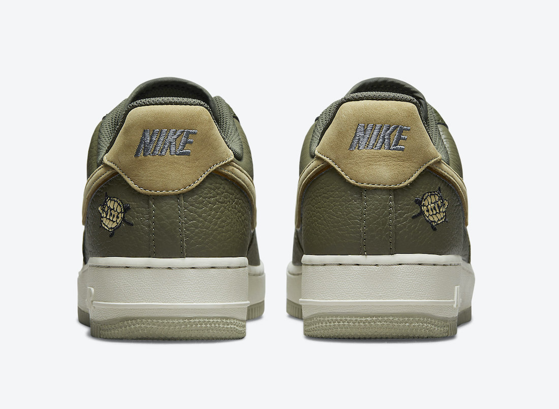 Nike Air Force 1 Low 'Turtle' DA8482-200 4