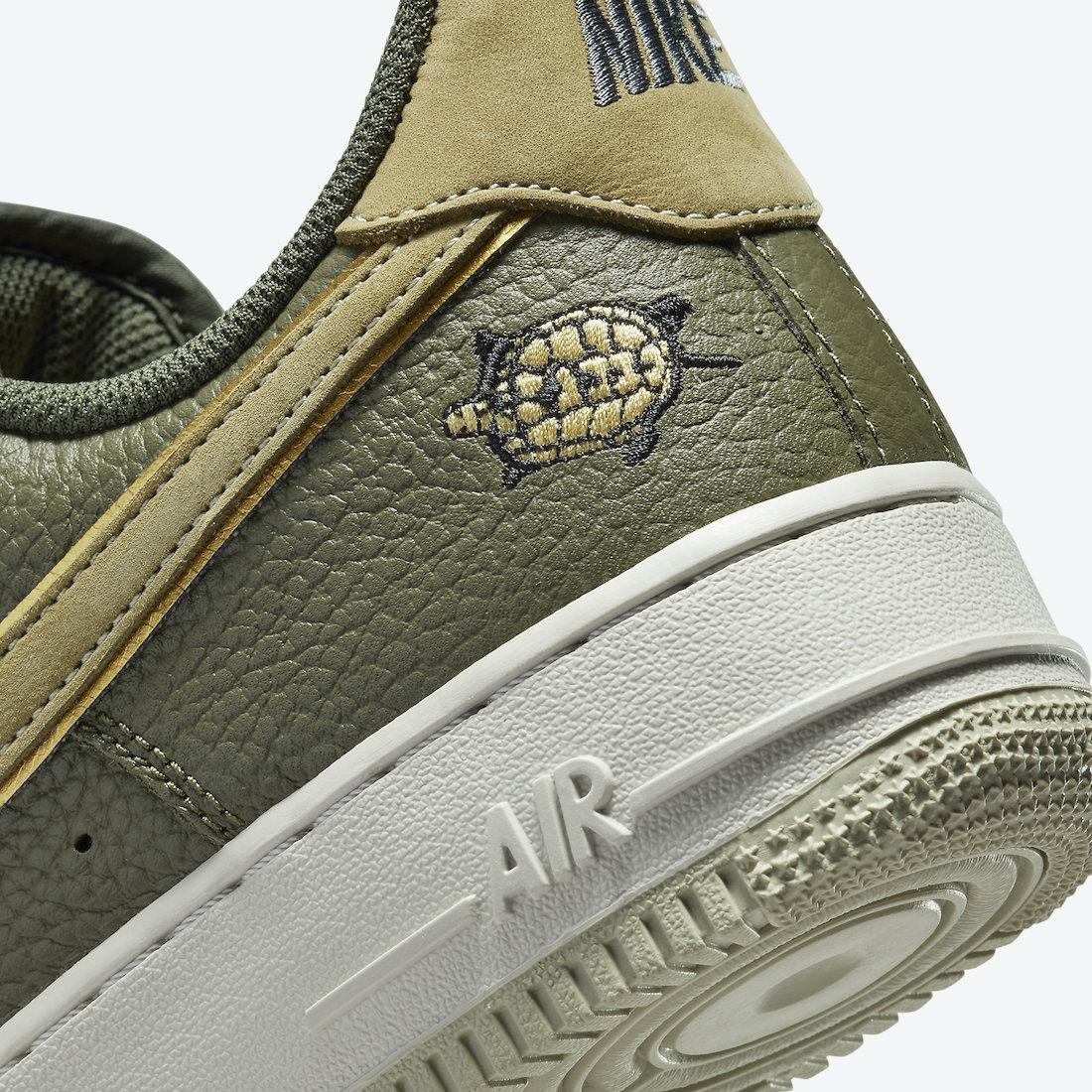 Nike Air Force 1 Low 'Turtle' DA8482-200 5