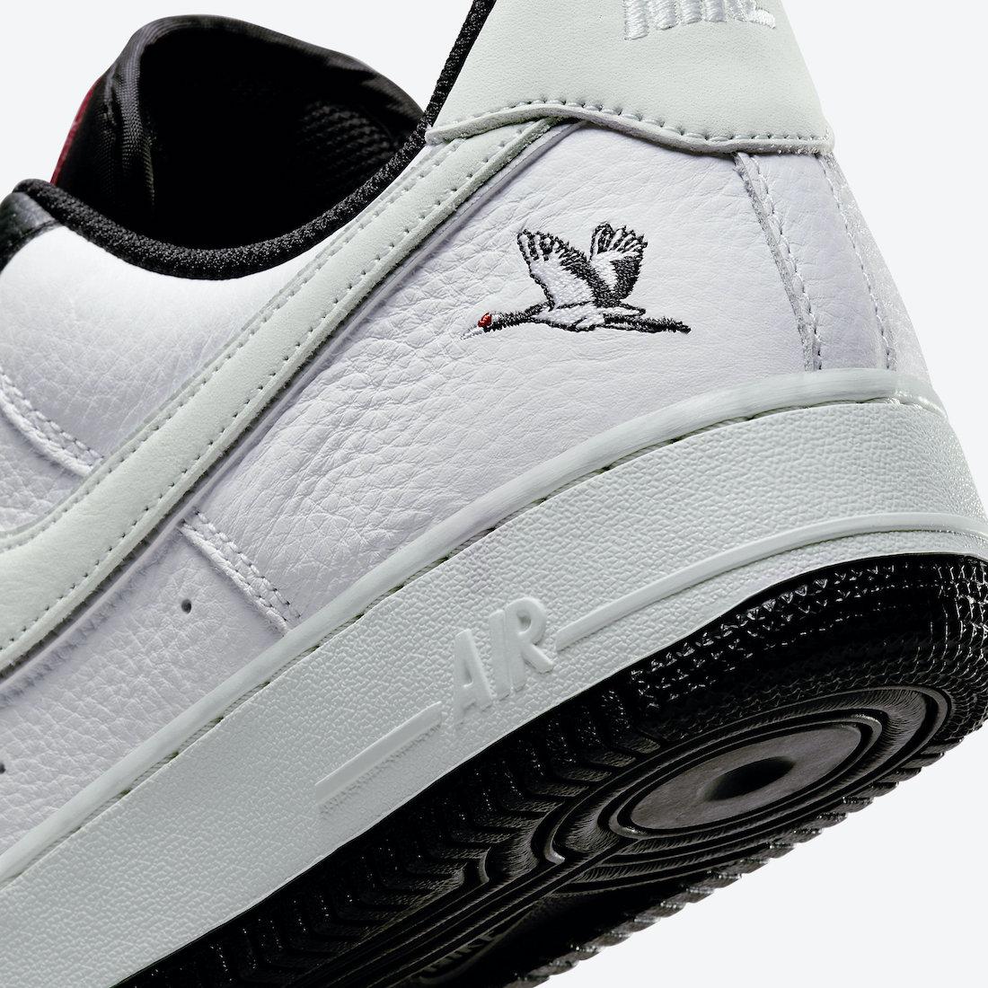 Nike Air Force 1 Low 'Crane' DA8482-100 5